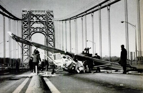 George-Washington-Bridge-Plane-Crash-1-photo-Life-Magazine